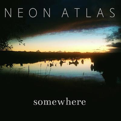 Neon Atlas Somewhere