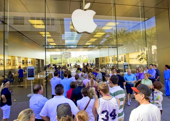 Apple's Sales to Exceed Expectations