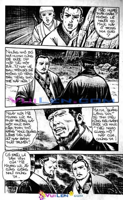 TruyenHay.Com - Ảnh 35 - Tiếu Ngạo Giang Hồ Chapter 22