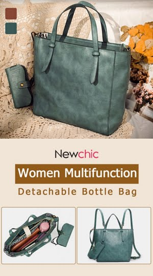 Women multifuntion bag