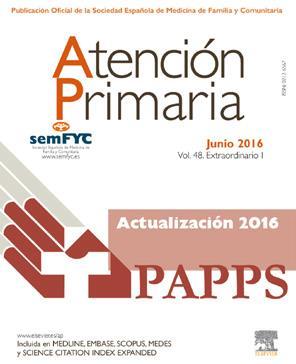 Recomendaciones PAPPS 2016