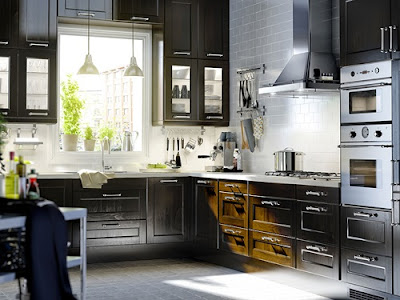 Stylish Modern Decor for your Kitchen from Ikea