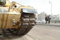مخاوف من العنف بين الإسلاميين والعسكر بسبب الرئاسة