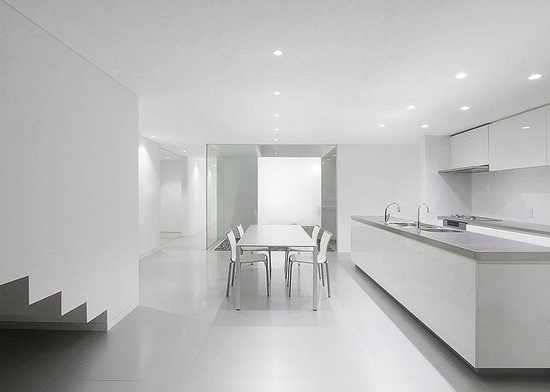La casa con vistas de Takashi Yamaguchi & Associates Fotografía