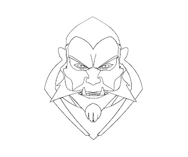 #38 Dota 2 Coloring Page