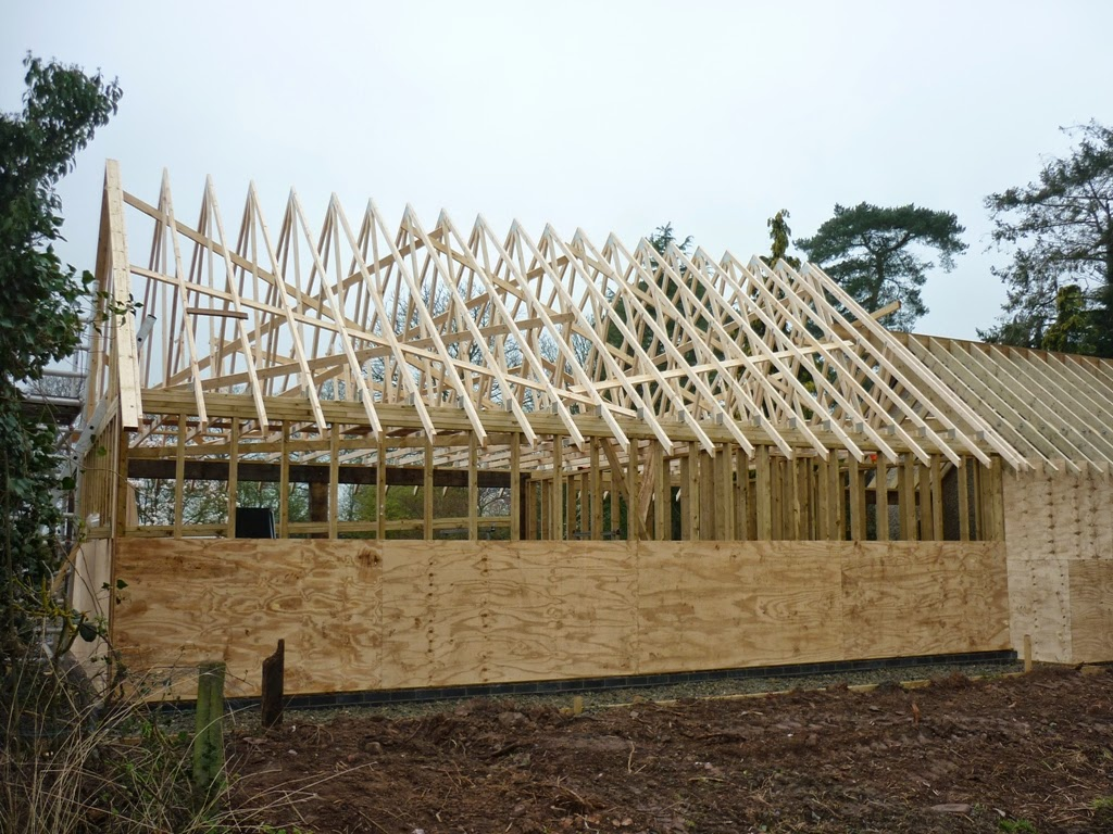 Roof Truss Bracing Done Right 12 300 About Roof