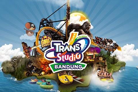 Trans Studio Bandung - Tujuan Wisata Terbaik di Bandung