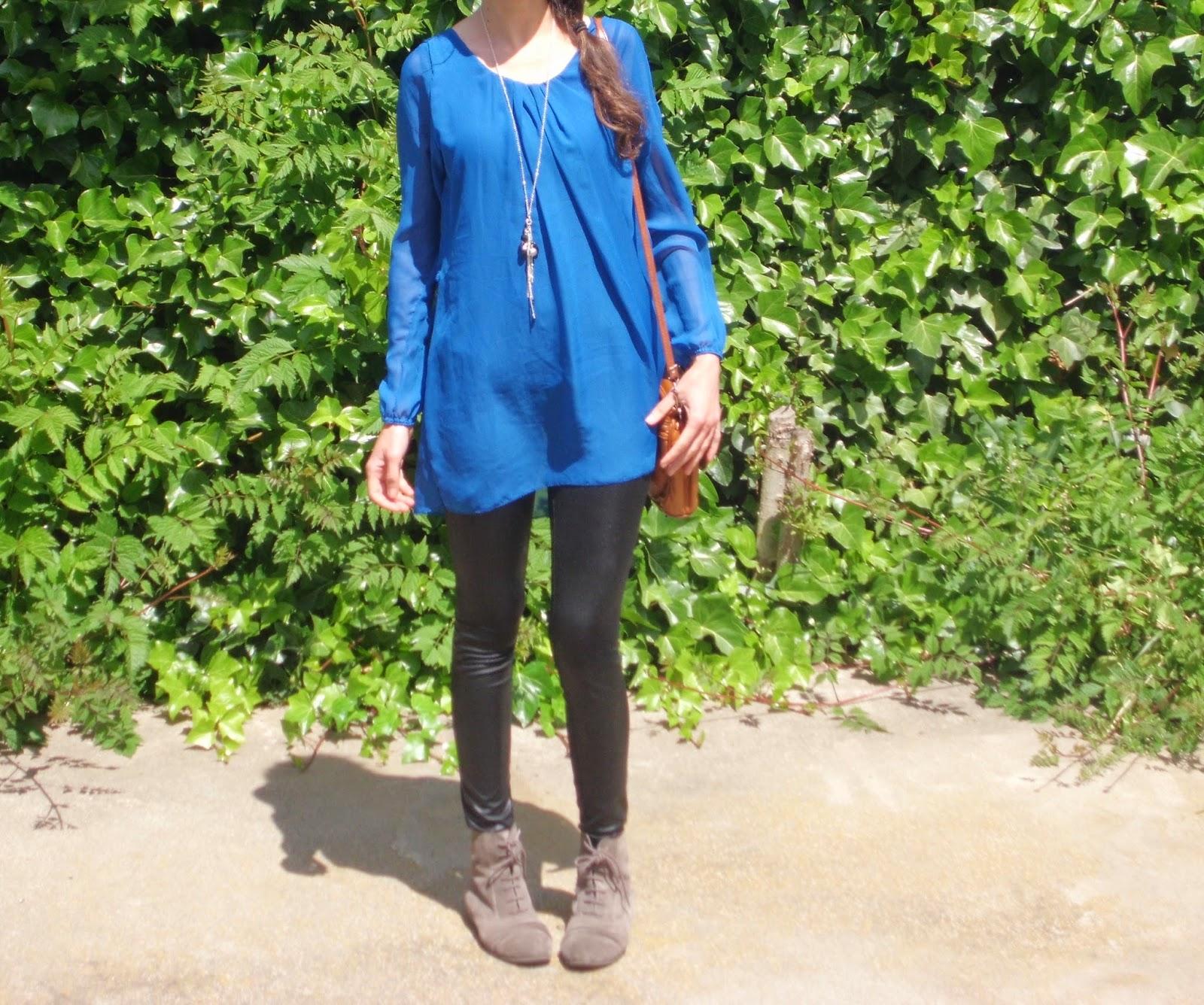 Le legging en simili cuir plus que parfait - Qu est ce que le simili cuir ...