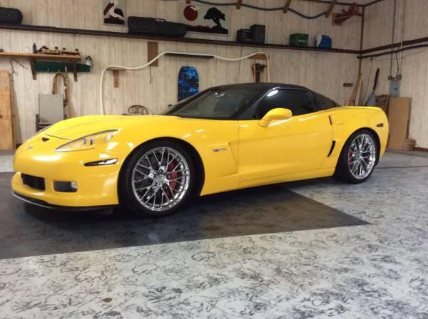 2005 Custom Corvette