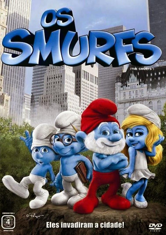 Os Smurfs – Dublado (2011)