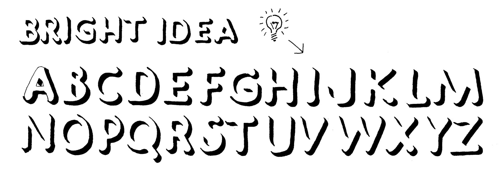 Margaret Shepherd Calligraphy Blog 67 Bright Idea