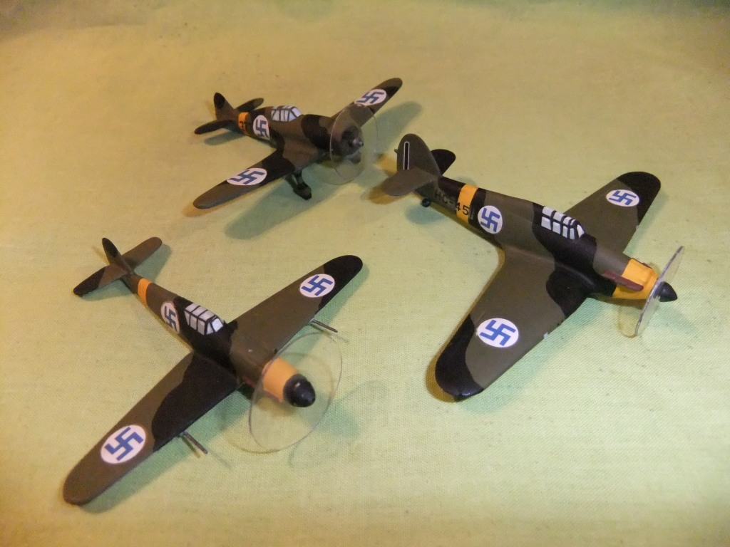 Junkers Ju 52 Ww11 Aircraft Atlas Editions 1 144 Scale