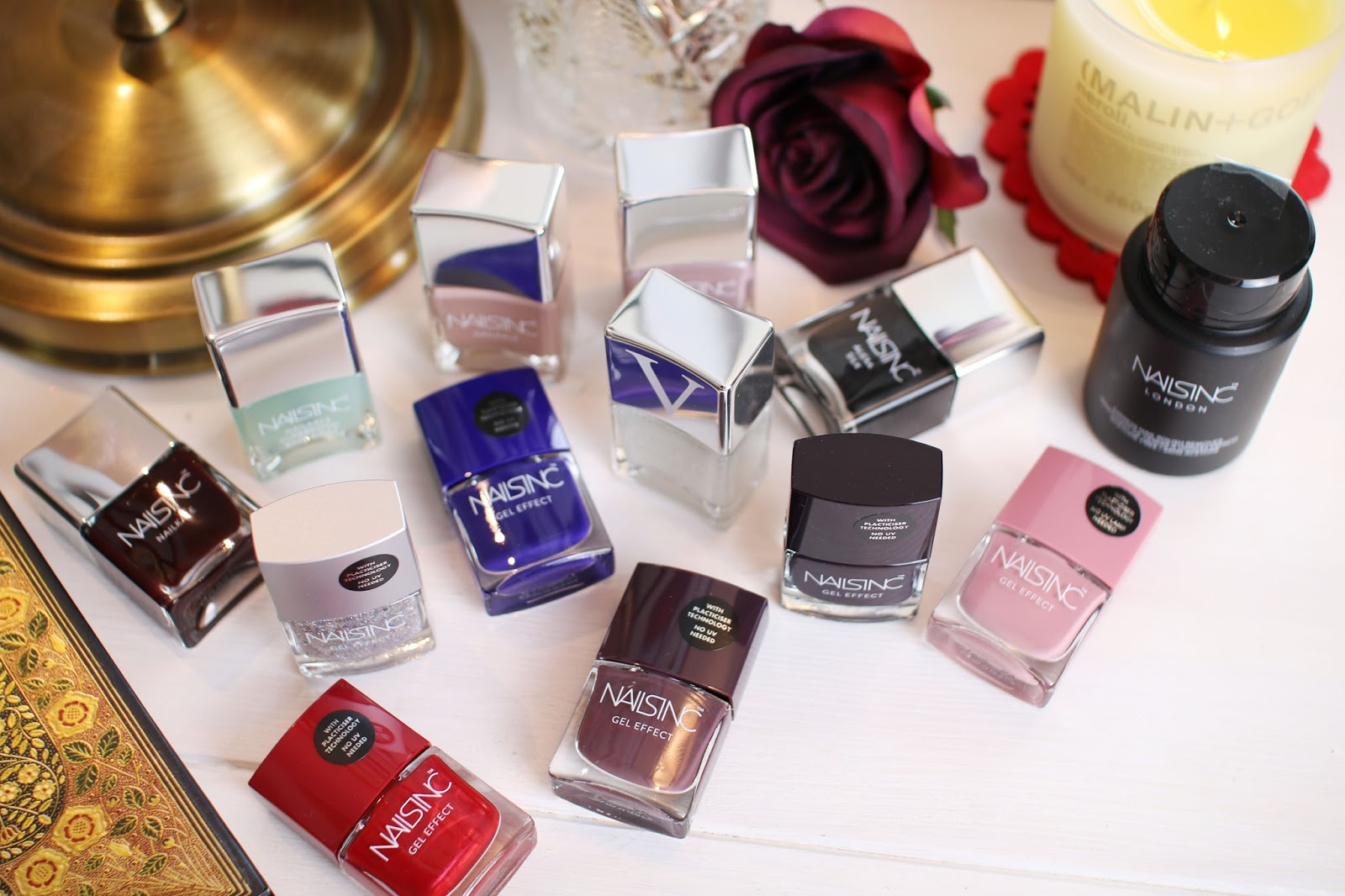 All the Nail Colours: Spotlight on NailsInc - Inthefrow