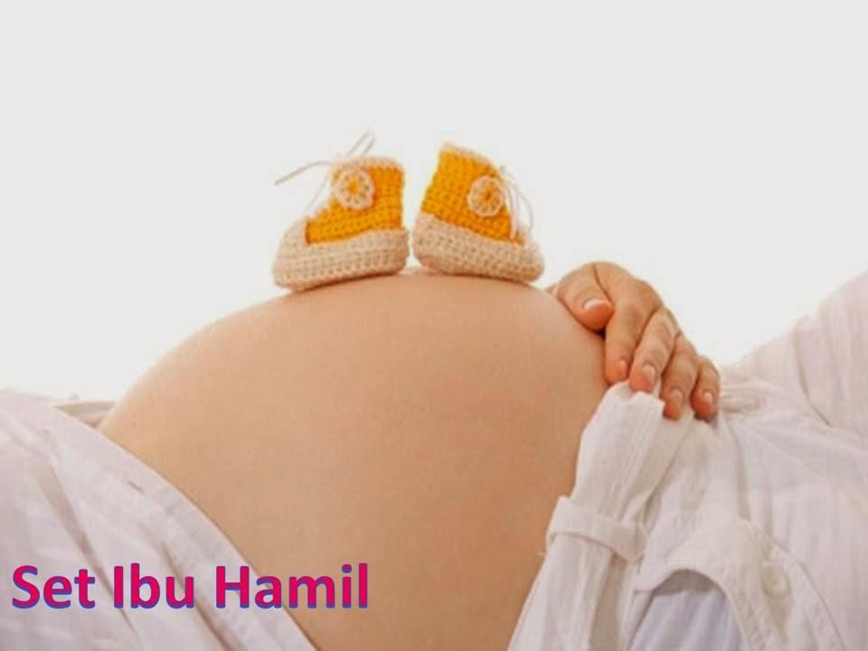 Cergas Sepanjang Kehamilan