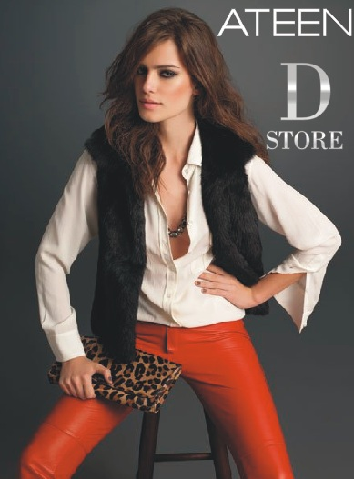 ATEEN Inverno 2011 na DSTORE