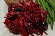 Ruby Red Russian Slaw