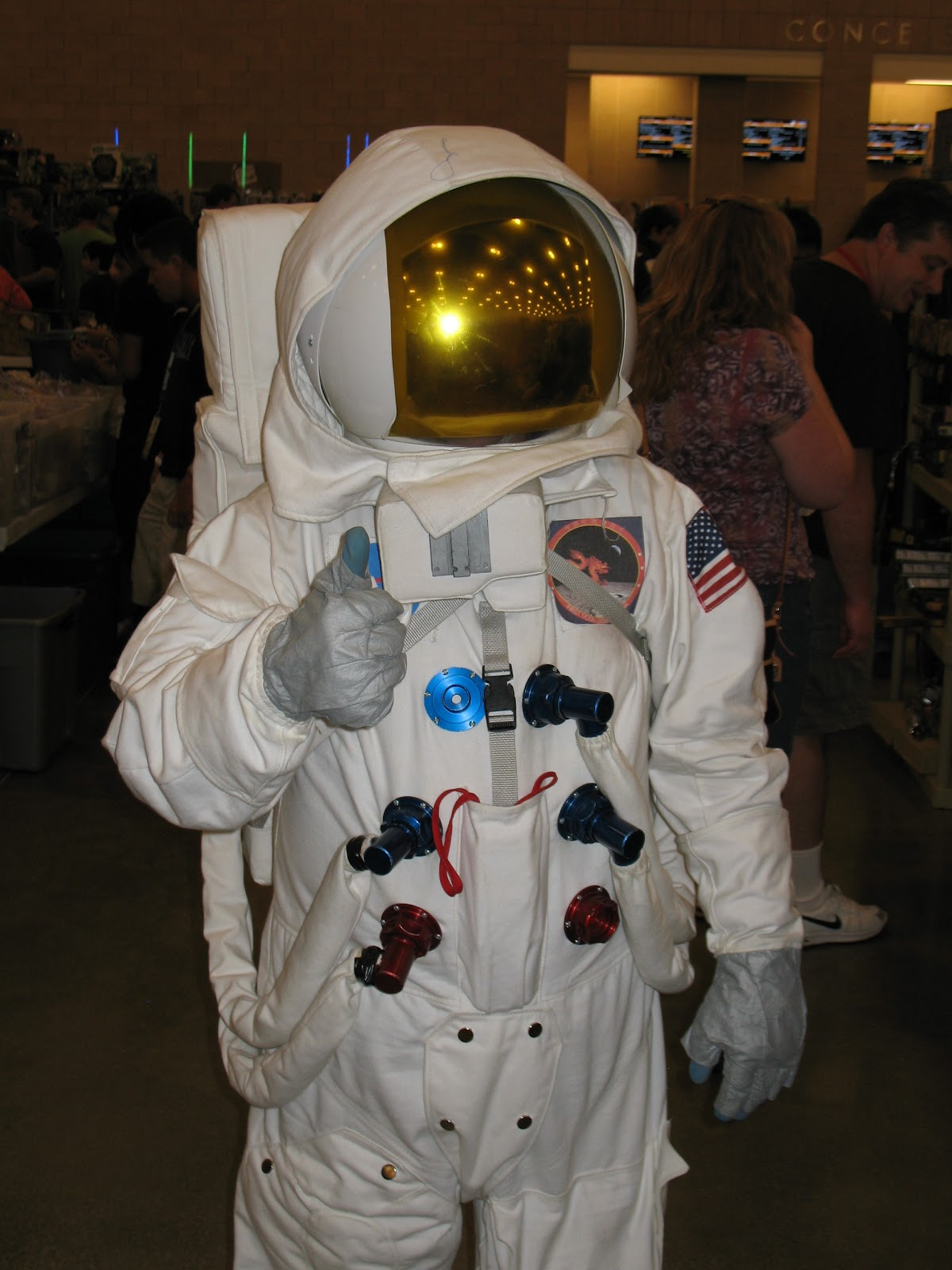 space suit cosplay girl - photo #19