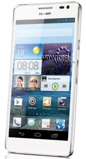 Huawei Ascend D2, Harga Huawei Ascend D2, Spesifikasi Huawei Ascend D2
