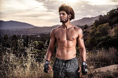 MMA Fighter Training Los Angeles