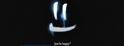 Couverture pour facebook sourire