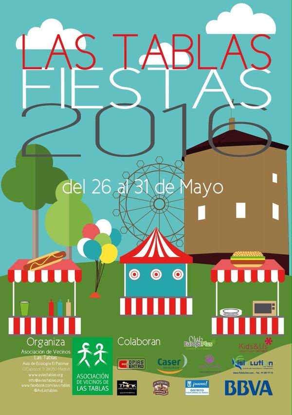 26 - 31 mayo Las Tablas Fiestas 2016
