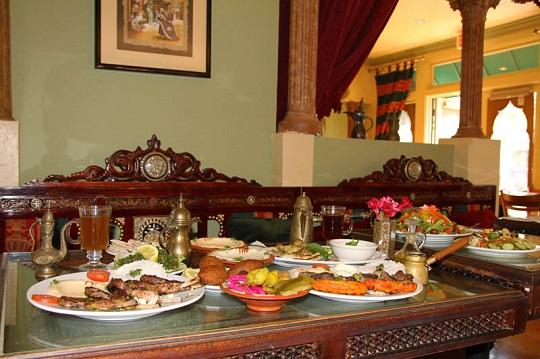 Amardeen Cafe Lebanese Middle Eastern Restaurant San Diego Ca