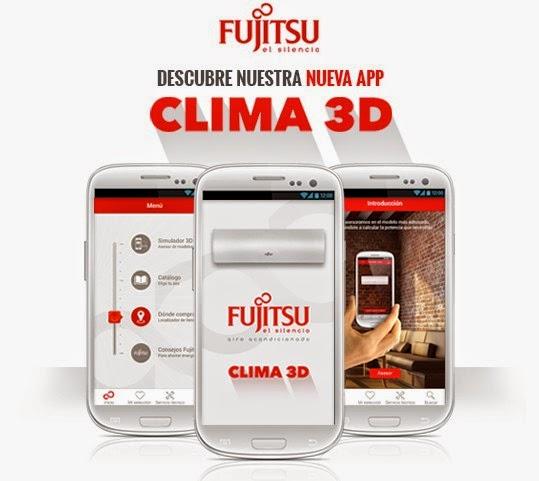 Fujitsu Clima 3d