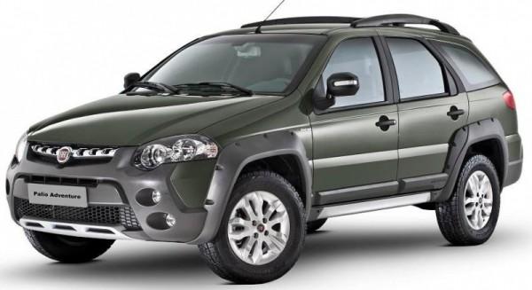 Nuevo Fiat Palio Weekend 2013 ya a la venta