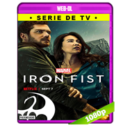 Iron Fist Temporada 2 Completa WEB-DL 1080p Audio Dual Latino-Ingles