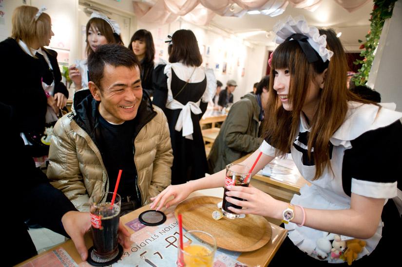 Maids-caffe