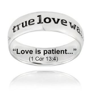True love purity ring