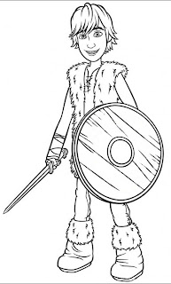 Fun Coloring Pages How to Train