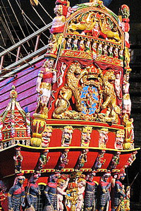 image of Vasa stern model, photo by Peter Isotalo / Wikipedia