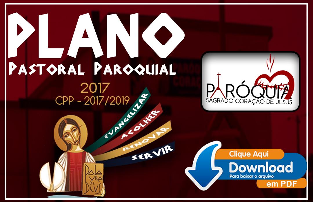 BAIXE O PLANO PASTORAL 2017