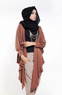Desain Busana Muslim Remaja Terpopuler 2015