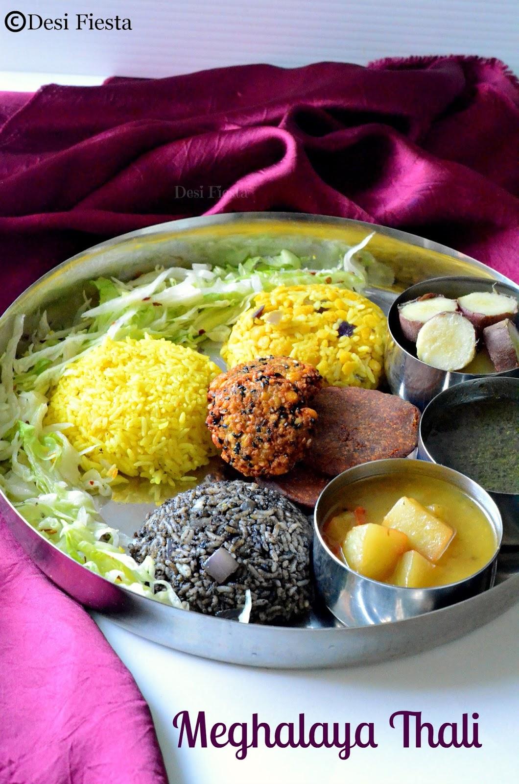 Meghalaya Food Recipes