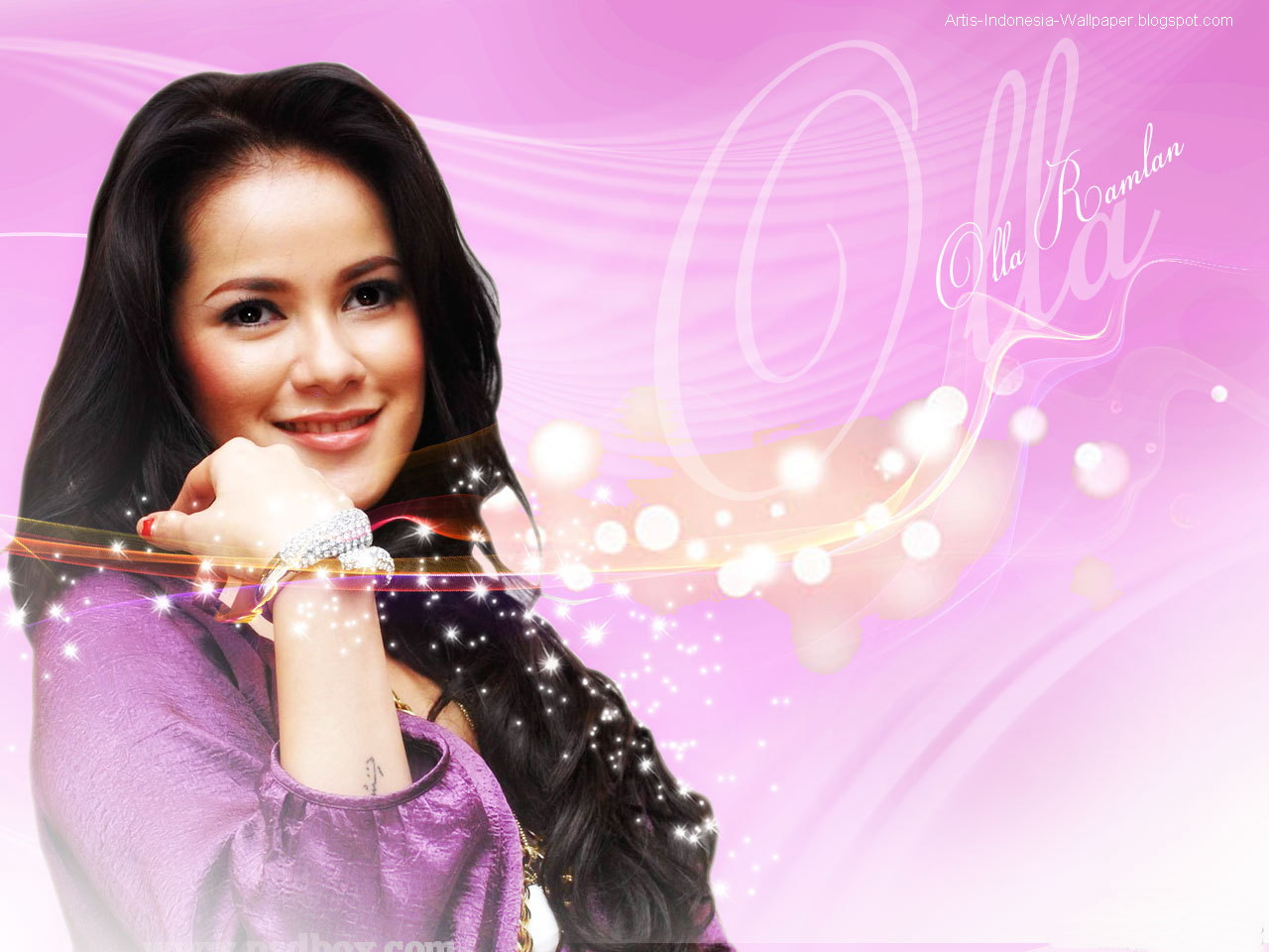 Artis Indonesia Wallpaper  September 2011