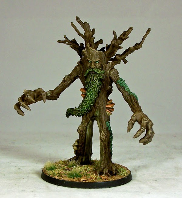 Treant de Otherworld Miniatures