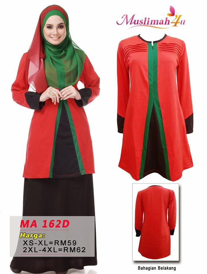 T-shirt-Muslimah4u-MA162D