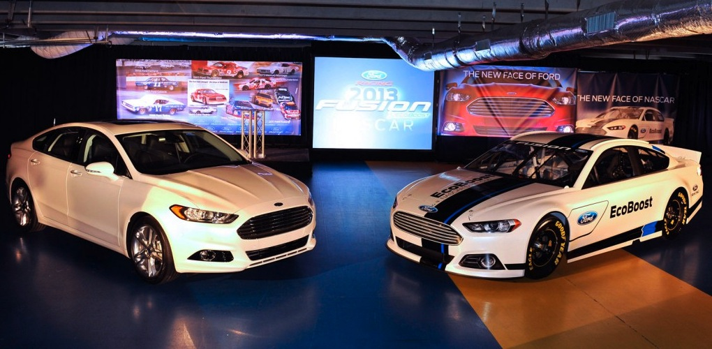 2013 NASCAR Ford Fusion Stock Car