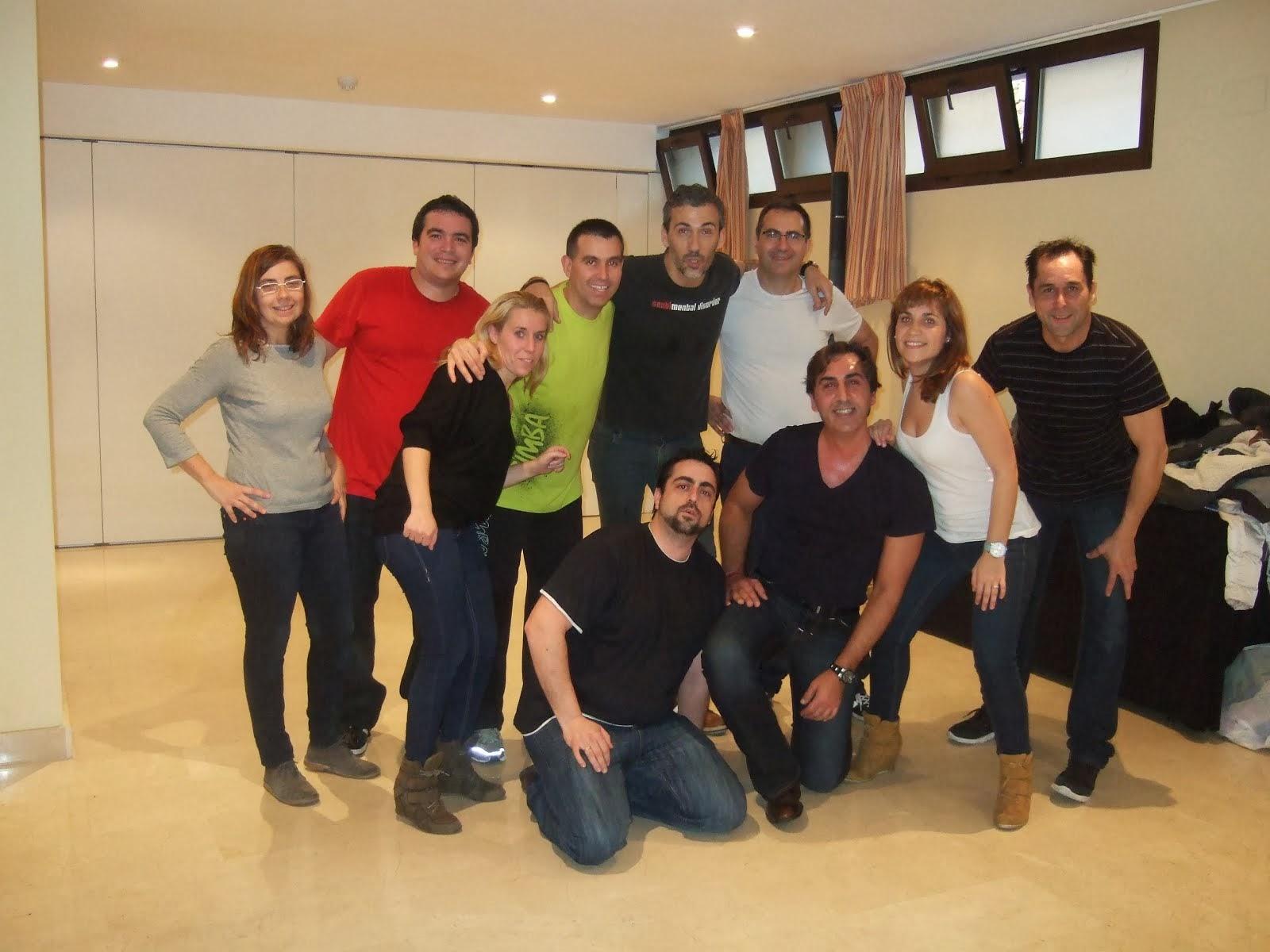 Dinámicas de grupo para empresas: Baile y Zumba®