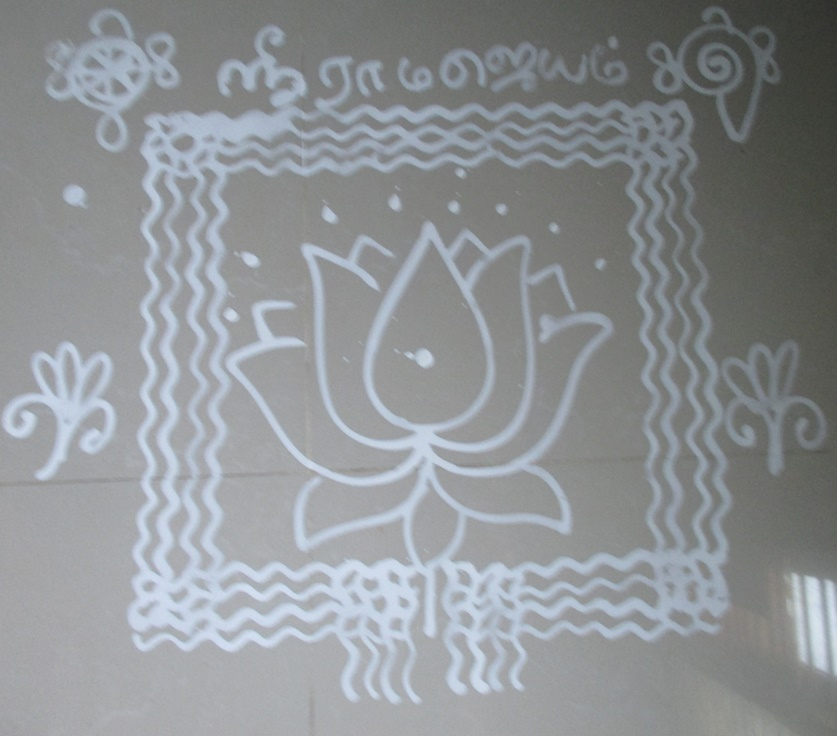 festival kolam saraswathi pooja kolam amp festival pictures
