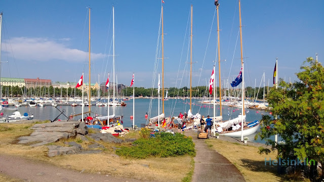 boats participating in the 8 Metre Worlds 2013