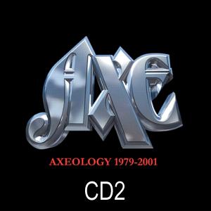 AXE - Axeology 1979-2001 [2 CD] (2012)