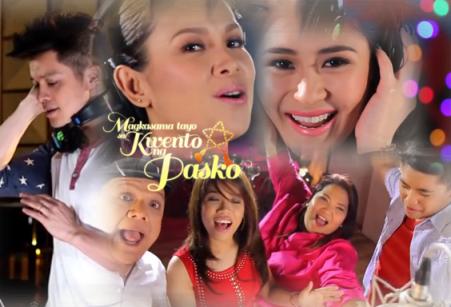 ABS-CBN 2013 Christmas Station ID Theme Song Lyrics - Magkasama Tayo sa Kwento ng Pasko
