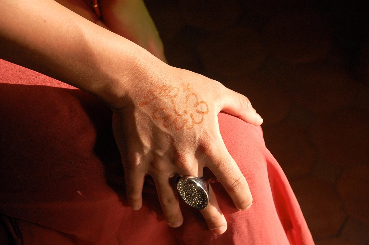 Henna Tattoo by random