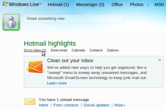 Cara Membuat Email Hotmail (Windows Live)