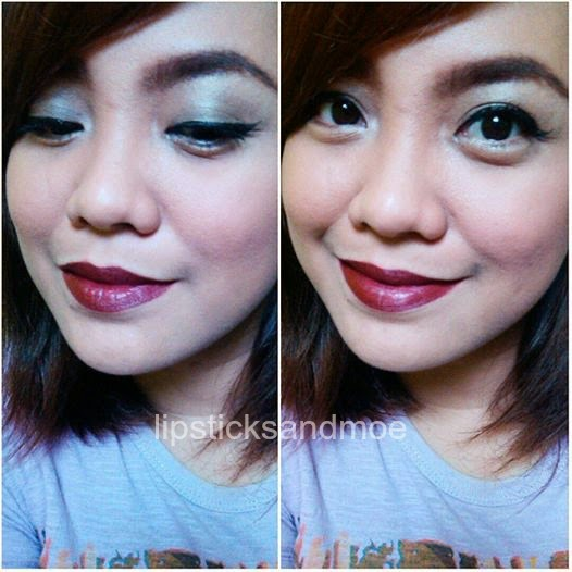 Lipsticks and Moe: Nyx Matte Lipstick in Siren