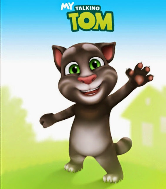 Aplikasi Android Favorit di Google Play Adalah My Talking Tom