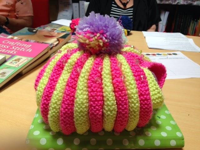 Knit Natter And Stitch New Bradwell : Knit, Natter & Stitch : Summer Sun and Crafting fun!
